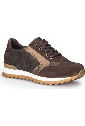 Polaris 72.310518.Z Kahverengi Kadın Ayakkabı