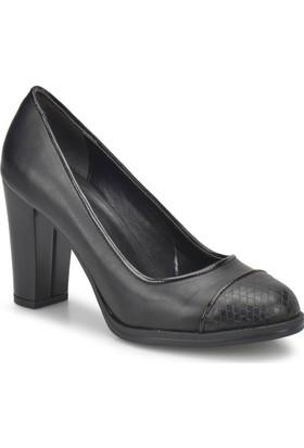 Polaris 72.310900.Z Siyah Kadın Ayakkabı