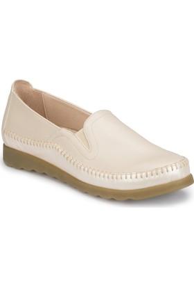 Polaris 81.111289.Z Bej Kadın Ayakkabı