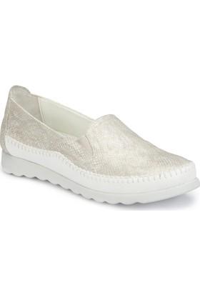 Polaris 81.111289.Z Gri Kadın Ayakkabı