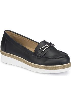 Polaris 81.111293.Z Siyah Kadın Ayakkabı