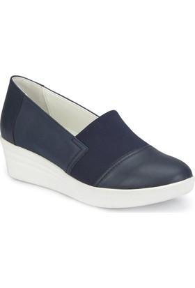 Polaris 81.111304.Z Lacivert Kadın Ayakkabı
