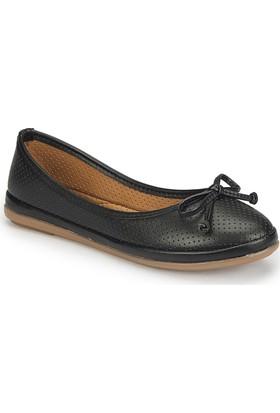 Polaris 81.155537.Z Siyah Kadın Ayakkabı