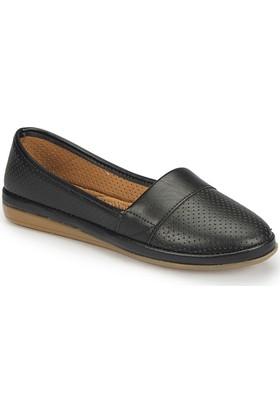 Polaris 81.157201.Z Siyah Kadın Ayakkabı