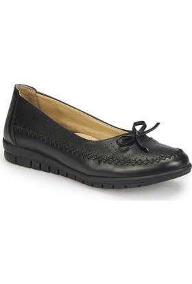 Polaris 81.158463.Z Siyah Kadın Ayakkabı