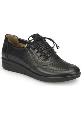 Polaris 81.158467.Z Siyah Kadın Ayakkabı
