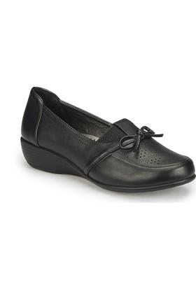 Polaris 81.158475.Z Siyah Kadın Ayakkabı