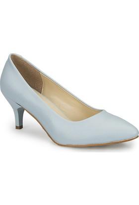 Polaris 71.307282.Z Mavi Kadın Ayakkabı