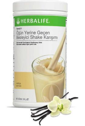 Herbalife Formül 1 Besleyici Shake Karışımı - Vanilya