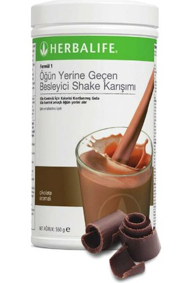 Herbalife Formül 1 Besleyici Shake Karışımı - Çikolata