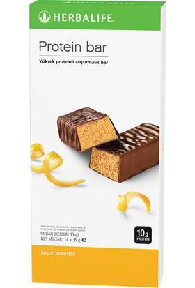 Herbalife Protein Bar Limon Aromalı 14'lü paket