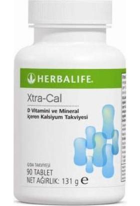 Herbalife Xtra-Cal 90 Tablet - KALSİYUM