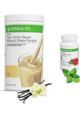 Herbalife Vanilya Shake - Klasik Çay 50 gr