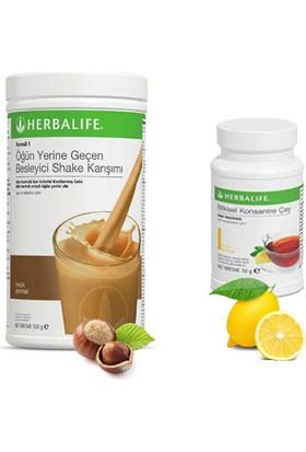 Herbalife Fındık Shake - Limon Çay 50 gr