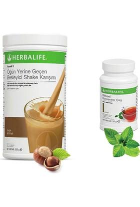 Herbalife Fındık Shake - Klasik Çay 100 gr