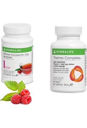 Herbalife Ahududu Çay 50 gr - Thermo Tablet