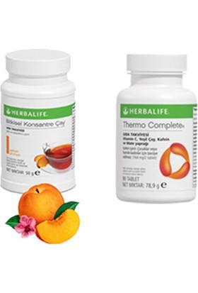 Herbalife Şeftali Çay 50 gr - Thermo Tablet