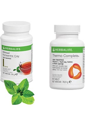Herbalife Klasik Çay 100 gr - Thermo Tablet