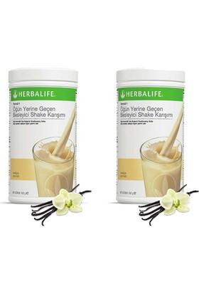 Herbalife Shake Karışımı - 2 Adet Vanilya