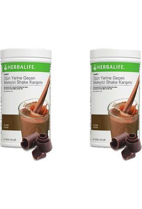 Herbalife Shake Karışımı - 2 Adet Çikolata