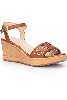 Polaris 71.309951.Z Taba Kadın Ayakkabı