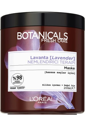 Botanicals Fresh Care Lavanta Nemlendirici Terapi Maske 200 Ml