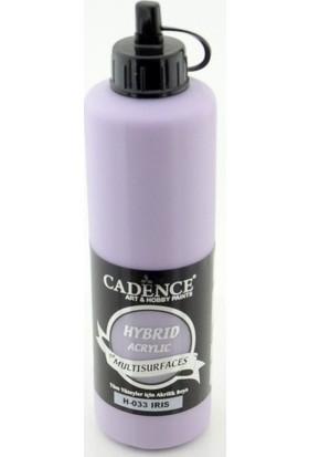 Cadence Multi Surface Hibrit Boya H033 - İris 500 ml