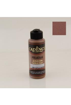 Cadence Premium Akrilik Boya 7595 - Sütlü Kahve 120 ml