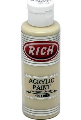 Rich Akrilik Boya 109 - Linen 130 cc