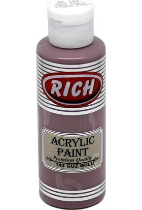 Rich Akrilik Boya 143 - Güz Gülü 130 cc