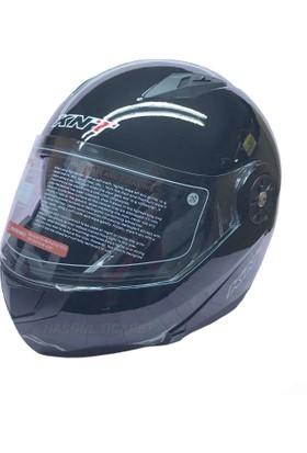 Knt 1105 Vizörlü Motorsiklet Kaskı