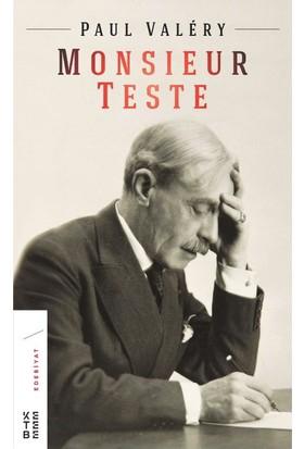 Monsieur Teste :Ciltli - Paul Valery