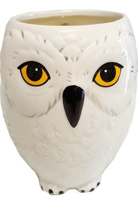 Modaroma Harry Potter - Hedwig 3D Baykuş Kupa