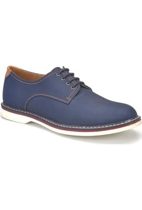 Jj-Stiller 61120 Lacivert Erkek Ayakkabı