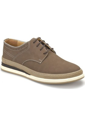 Jj-Stiller 81113-2 Kahverengi Erkek Ayakkabı