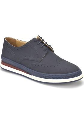 Jj-Stiller 81113-3 Lacivert Erkek Ayakkabı