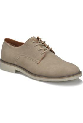 Jj-Stiller Mst-1 Bej Erkek Ayakkabı
