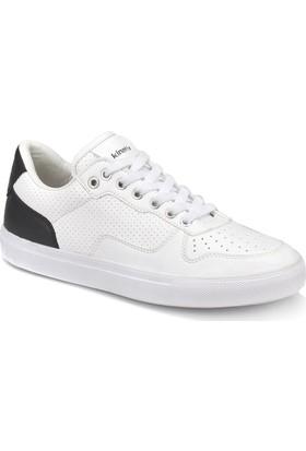 Kinetix Cafu Beyaz Beyaz Erkek Ayakkabı