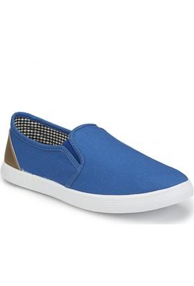 Polaris 81.353984.M Mavi Erkek Ayakkabı