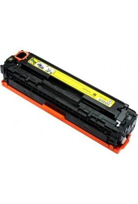 Hp Cb542A (125A) Sarı Muadil Lazer Toner