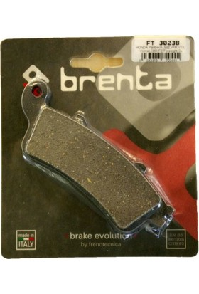 Honda Silver WING FJS 600 Ön Disk Brenta Fren Balata