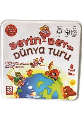 Beyin Bey'in Dünya Turu - 8 Yeni Ülke