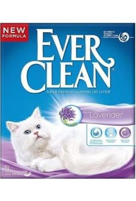 Ever Clean Lavender Kedi Kumu 6 Lt