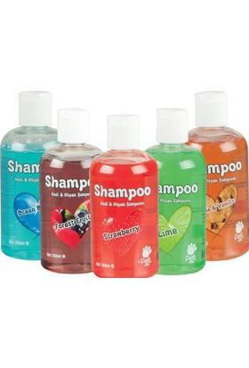 Pet Love Strawberry Çilek Aromalı Kedi Ve Köpek Şampuanı 250 Ml