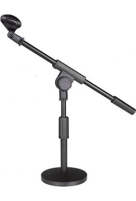 Lastvoice Ms21 Masa Tipi Kürsü Mikrofon Standı - Mikrofon Sehpası