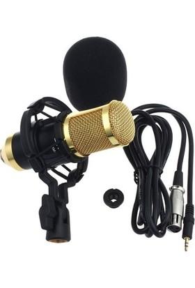 Lastvoice BM800 Condenser Mikrofon + Shock Mount Set