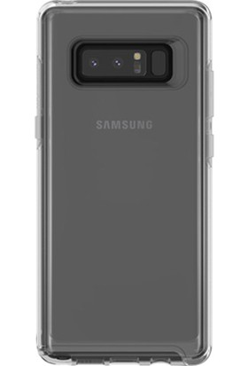 OtterBox Samsung Galaxy Note 8 Clear Symmertry