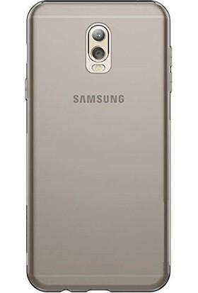 Teleplus Samsung Galaxy C8 Silikon Kılıf-