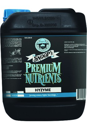 Snoop's PN Hyzyme 5 lt
