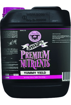 Snoop's PN Yummy Yield 5 lt